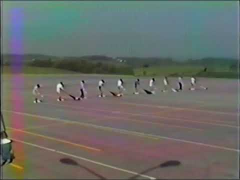 Mount Pleasant Area High School Marching Band 1983-84 Halftime
