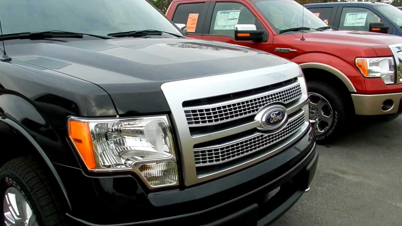 2012 Ford F 150 Platinum Review Supercrew 4x4 Ecoboost