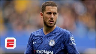 Should Chelsea be in a rush to sell Eden Hazard to Real Madrid?   Premier League