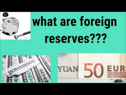 what are foreign reserves?