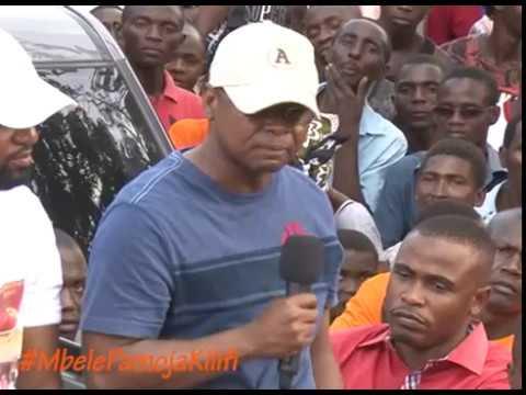 """Don't lecture me on corruption,"" Governor Amason Kingi tells Deputy President William Ruto"