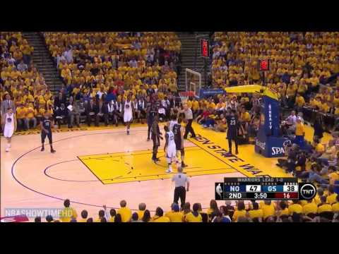 New Orleans Pelicans vs Golden State Warriors - Full Highlights | April 20, 2015 | NBA Playoffs