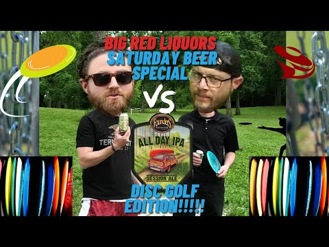 Founders All Day IPA Review  Disc Golf Edition