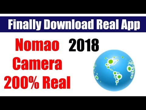 Nomao camera 100% Real App Download link For Android