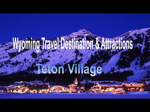 wyoming tourism video  Teton Village Tourism   Visit Teton Village Show
