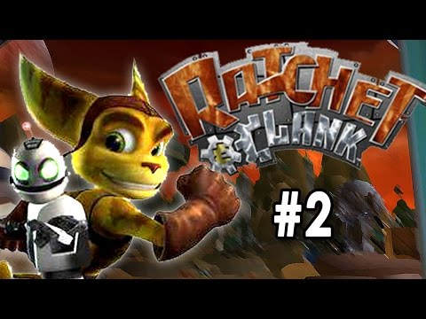 Ratchet & Clank: HD [Part 2] [The Heli-Pack!]