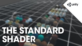 Unity 5 Graphics - The Standard Shader -...
