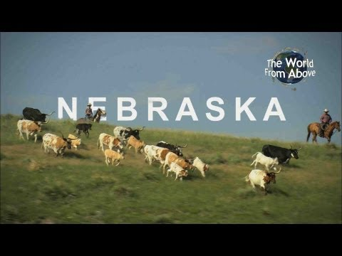 Nebraska From Above - Best Highlights Montage (HD)