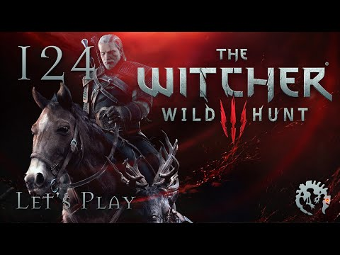 FR Let's Play The Witcher III  Retour à Kaer Morhen  124