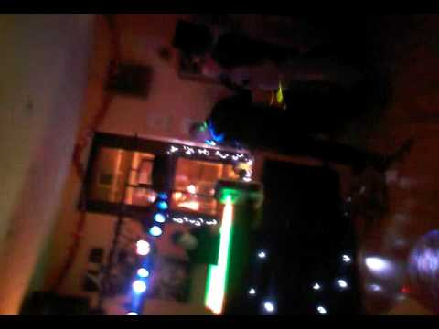 Ricky Webber does Karaoke