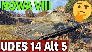 NOWA 8 W WORLD OF TANKS