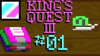 king s quest iii with mysterious jg part 01 this game is a chore