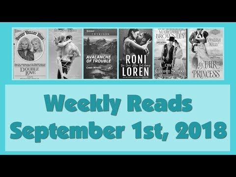 Weekly Reads ⭐️ September 1st, 2018