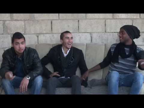 Friends in Gaza Camp