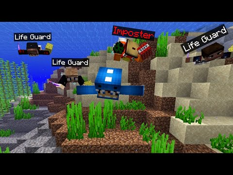 Minecraft but if I Die my Friends LOSE (Impostor Edition) REMATCH