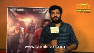 Siddharth Vipin At Hello Naan Pei Pesuren Movie Audio Launch