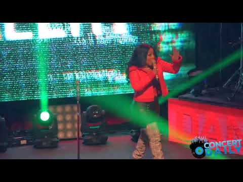 """K Michelle performs """"Alert"""" live in Baltimore"""