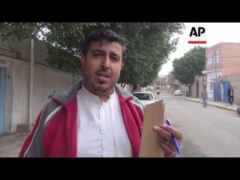 Sanaa residents comment on peace tallks