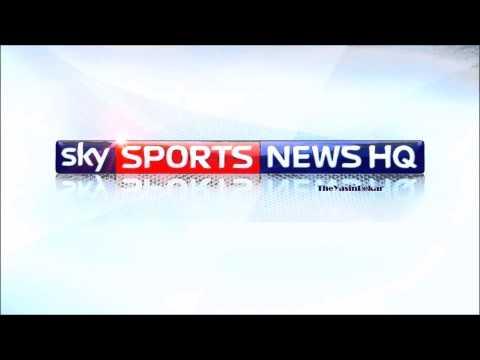 Sky Sports News HQ New Theme