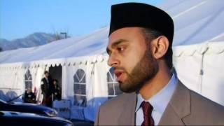 NBC NEWS: West Coast USA Ahmadiyya Muslim Community's annual convention in California