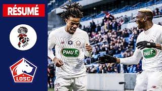 VIDEO: ESM Gonfreville-LOSC Lille (0-2), le résumé, 16es de finale I Coupe de France 2019-2020