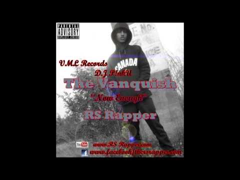 The Vanquish | RS Rapper | Now Enough The Mixtape | 2014