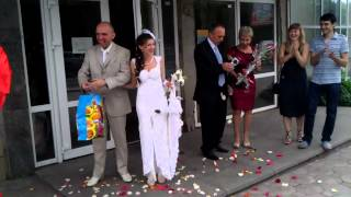 Южная свадьба 1
