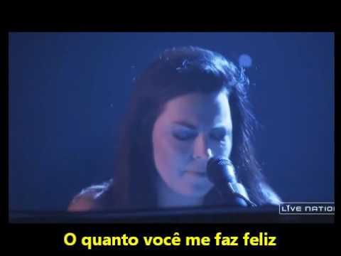 Evanescence - Forgive Me  - legendado