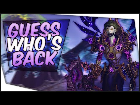 BFA Shadow Priest PvP - Guess Who's Back
