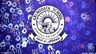 Arunodaya School Class 8 Girls Designed Website in HTML (Khushi, Sanchita & Vanshika)