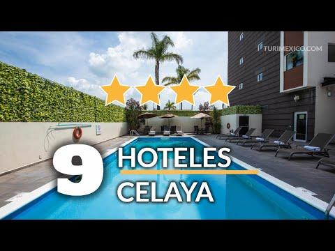 9 Hoteles 4 Estrellas en Celaya