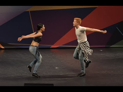 NOBODY BUT YOU - Tap Duet - Dance Sensation Inc