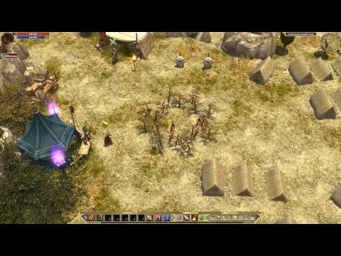 Titan Quest: Immortal Throne, втроем по сети