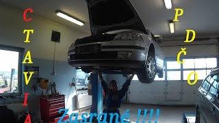 Škoda Octavia 103 KW Opět PD zasrané :) BEZ KOMPRESE (: