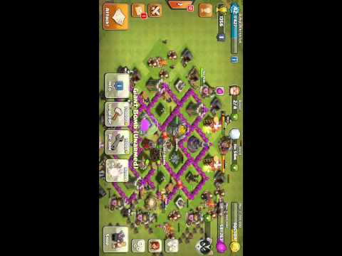Clash of clans free account!!!