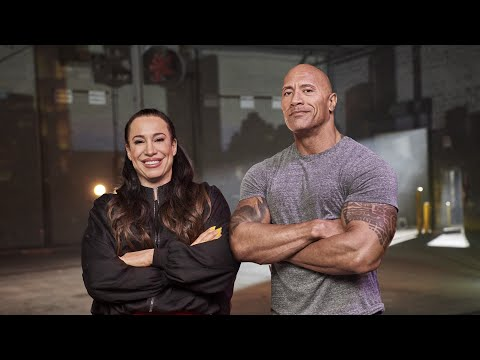 Here are the Details on The Rock and Dany Garcia's Fitness Convention