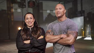 Dwayne Johnson and Dany Garcia present ATHLETICON