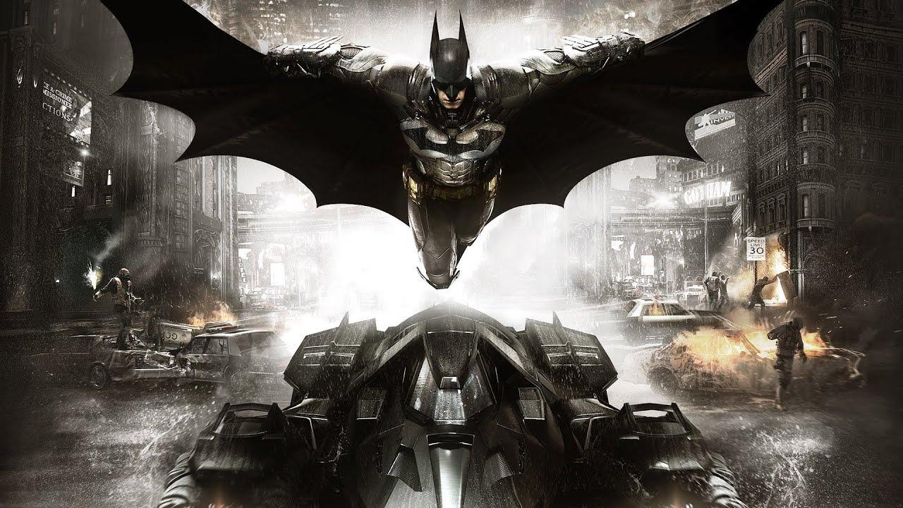 Batman Arkham Knight 2015 Video Game 4k Hd Desktop: Batman: Arkham Knight Announced For PS4, Xbox One And PC