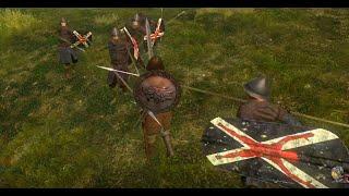 BATTLE King in the North Jon Snow VS Bolton Spearman    Game of Thrones