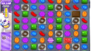Candy Crush Dreamworld Level 166  Walkthrough Video & Cheats