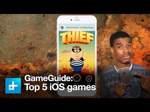 Top 5 iOS Games   Digital Trends