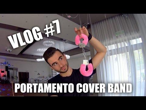 Portamento Cover Band - Vlog #7 Weselny - Sala Cristal Gospodarz