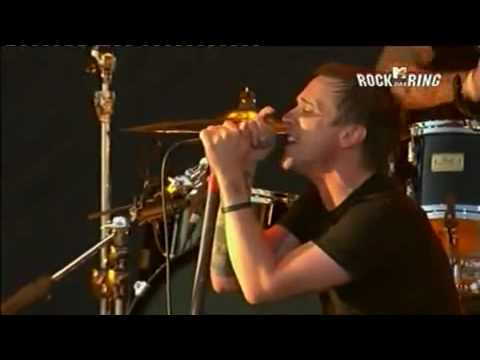 Billy Talent Rusted from the Rain live bei:  Rock am Ring 09