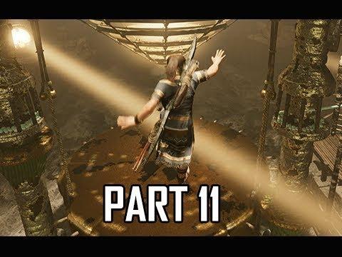 Shadow Of The Tomb Raider Walkthrough Part 11 Mirror Crypt