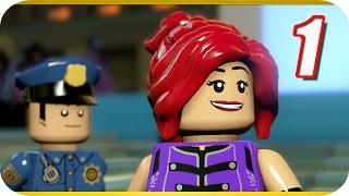 Lego dimensions [año 2] the lego batman movie - capitulo 1 - ¡apuesta siempre al negro!