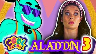 Aladdin and the Magic Lamp - Part 3 | Story Time with Ms. Booksy at Cool School