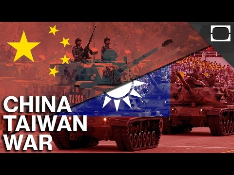 What If China And Taiwan Went To War