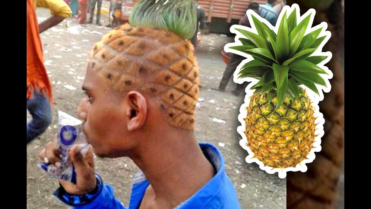 Frizura Ananas Reactionez La Cele Mai Haioase Tunsori 2