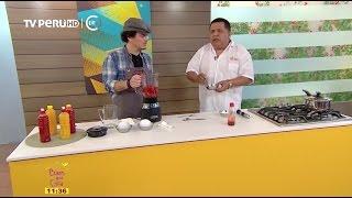 Bien por Casa - Aprende a preparar jarabes para raspadillas - 13/12/2016