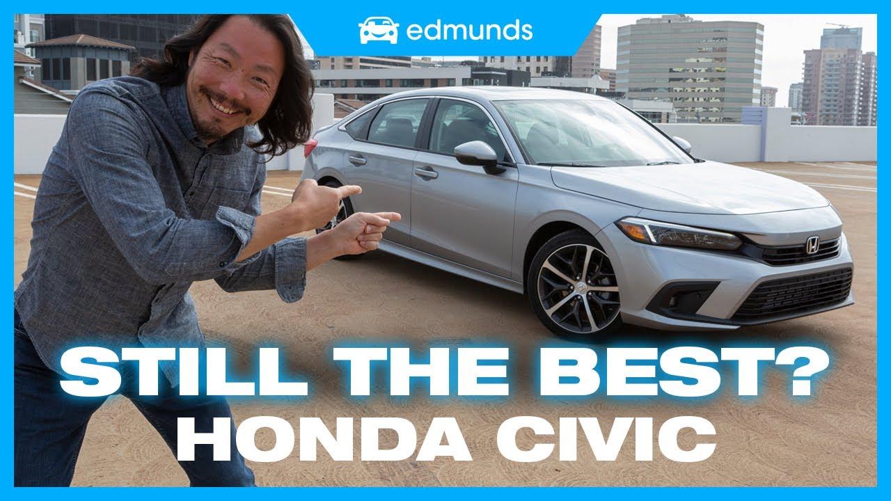 2022 Honda Civic Review | Desain ulang konvensional | Harga, mengemudi, interior, ...